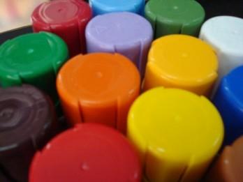 Tapas colores